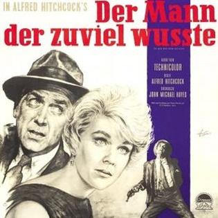 """Filmklassiker im Metropolis: """"Der Mann der zuviel wusste"""""""