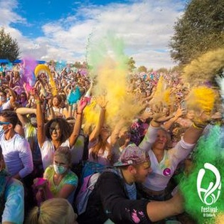 Holi Festival of Colours 2019