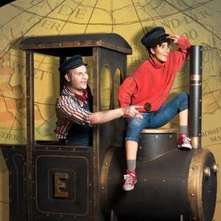 Jim Knopf und Lukas der Lokomotivführer (4+)