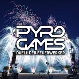 Pyro Games 2019 – Duell der Feuerwerker