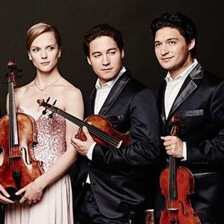 Schumann Quartett & Pablo Barragán