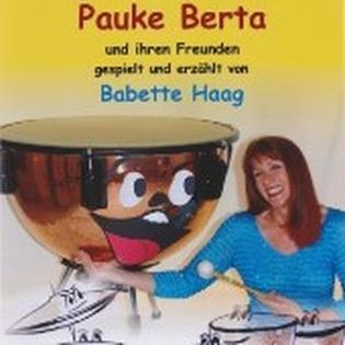 Sitzkissenkonzert Babette Haag