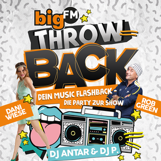 bigFM Throwback - die Party zur Show
