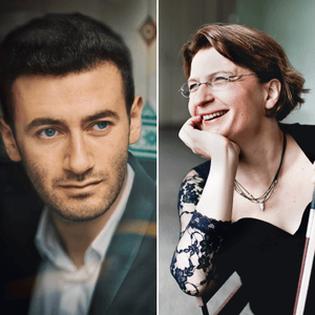 Boris Kusnezow & Antje Weithaas