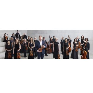 Daniel Hope und das Zürcher Kammerorchester