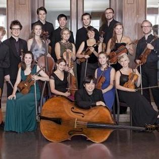 Hugo Ticciati & O/Modernt Orchester