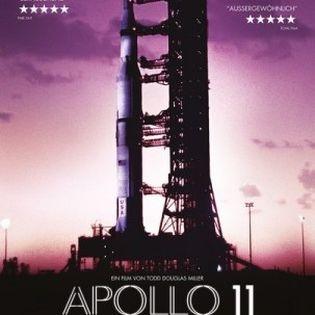 Kino Doku: Apollo 11 (OmU)