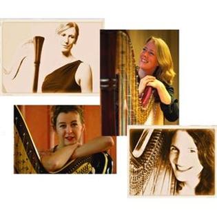 Konzert mit dem Mannheimer Harfenquartett