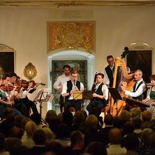 Mozart und die Musikanten