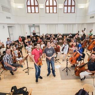 Nationales Jugendorchester der Slowakei