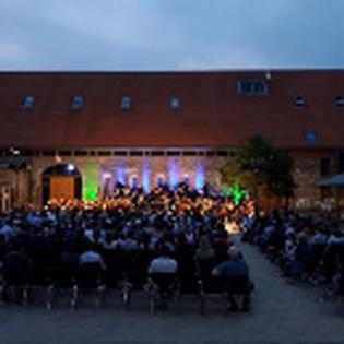 Sommerkonzert des Flora Sinfonie Orchesters