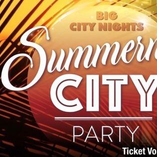 Summer Night City Party