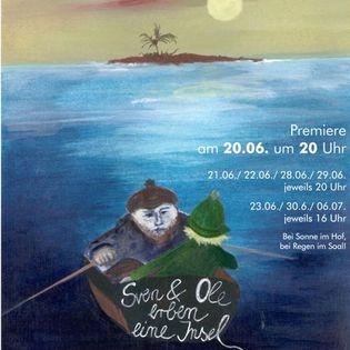 Sven & Ole erben eine Insel