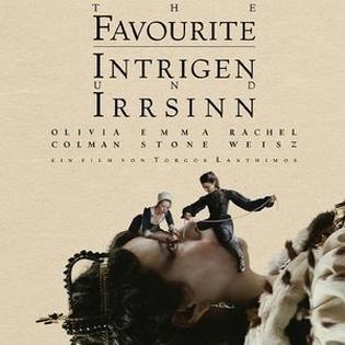 The Favourite - Intrigen und Irrsinn (OmU)