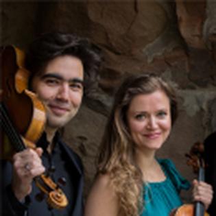 Trio d'Iroise spielt im Rittersaal