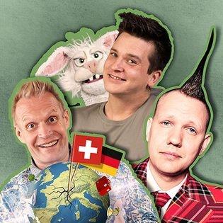 Archie Clapp, Peter Löhmann & Tim Becker
