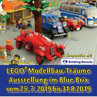 Blue Brix - Straubinger Wunderwelten