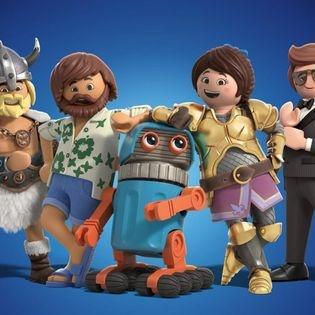 "Happy Family-Kinderfest: ""Playmobil - Der Film"""