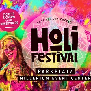Holi Festival Braunschweig 2019