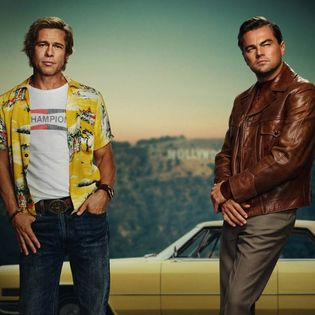 "Preview: ""Once upon a Time in... Hollywood"""