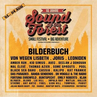 Sound of the Forest Festival 2019