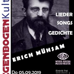 """""""Erich Mühsam Abend"""""""