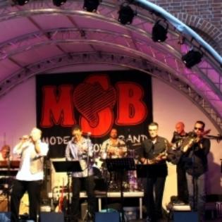 Modern Soul Band, special guest: Uschi Brüning