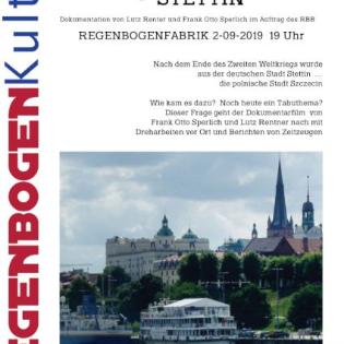 """""""Geheimnisvolle Orte: Stettin"""""""