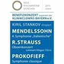 Benefizkonzert Neue Philharmonie München