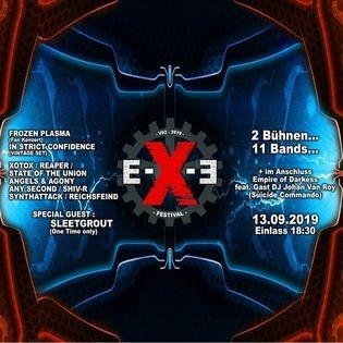 E-X-e Festival Vol. 02