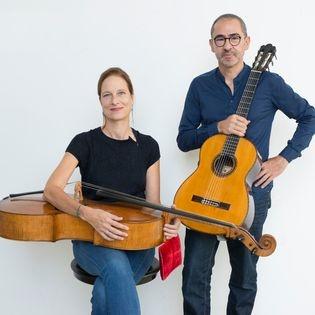 ECM 50 recital: Anja Lechner/Pablo Marque