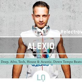Electro Vibes mit DJ & Producer AleXio