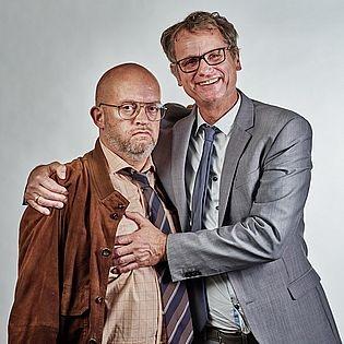 """Fischer & Jung – """"INDIEN oder BUDDHA BEI DIE FISCHE"""""""