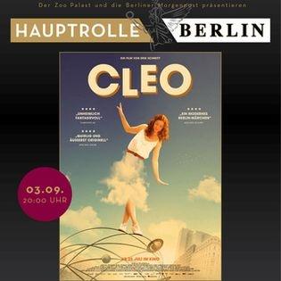 """Hauptrolle Berlin """"Cleo"""""""