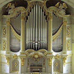 Internationale Dresdner Orgelwochen