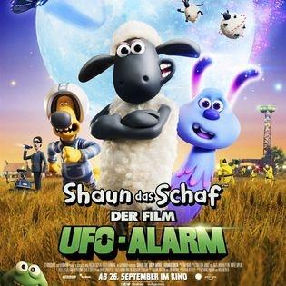 """KidsPreview: """"Shaun das Schaf - Der Film: UFO-Alarm"""""""