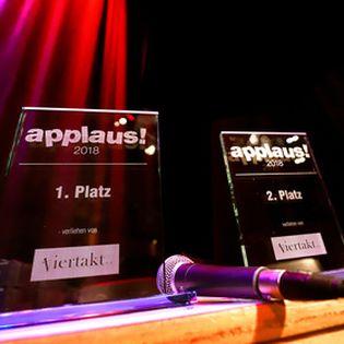 Kölner Applaus - Der Bühnenkunstpreis