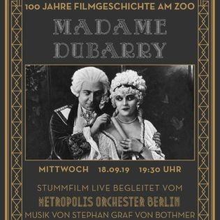 Madame Dubarry - 100 Jahre
