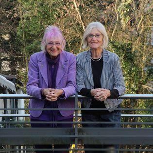 Monika Kampmann & Ingrid Ittel-Fernau