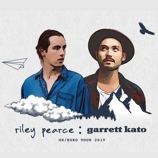Riley Pearce : Garrett Kato