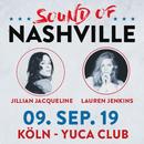 Sound of Nashville presents Jillian Jacqueline + Lauren Jenki