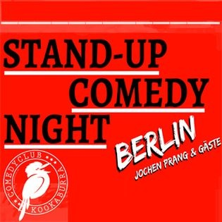 Stand-up Comedy Night Berlin
