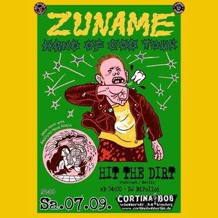 Zuname (RU) + Hit The Dirt