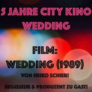 WEDDING mit Gästen