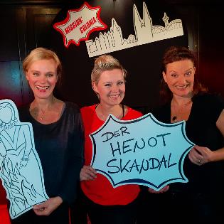 """Der Henot Skandal - Hexen Helden Hirngespinste"""