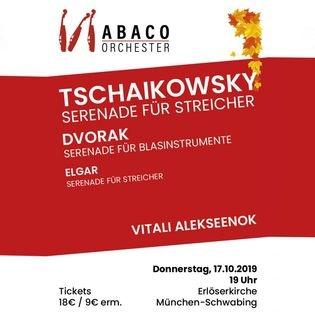 "Abaco-Orchester ""Serenadenkonzert"""