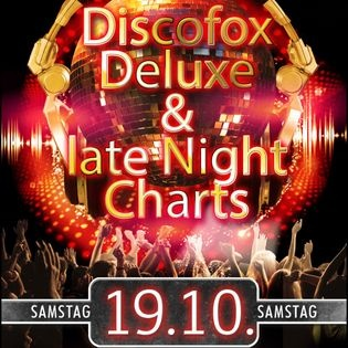 DiscoFox Deluxe & Late Night Charts