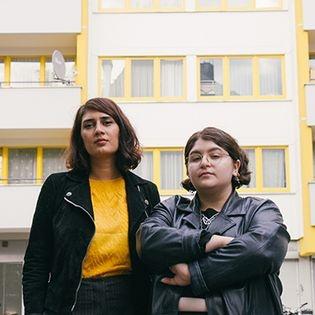 Fatma Aydemir & Hengameh Yaghoobirfarah