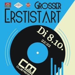 Grosser ERSTISTART