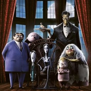 "Happy Family: ""Addams Family"""